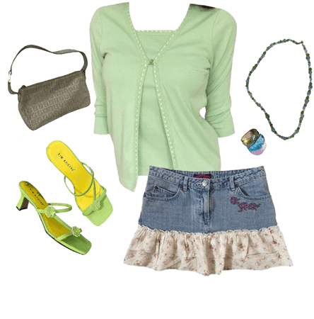 spring y2k outfit