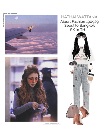 BSW Hathai Airport Fashion 190929