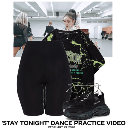 Stay Tonight | Dance Practice Video