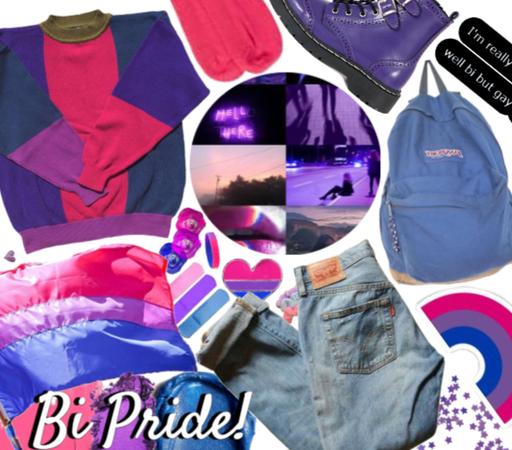 Bi Pride!