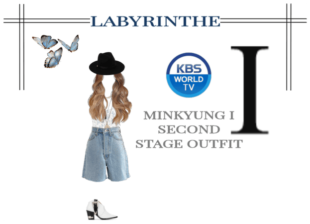 LABYRINTHE minkyung I second stage