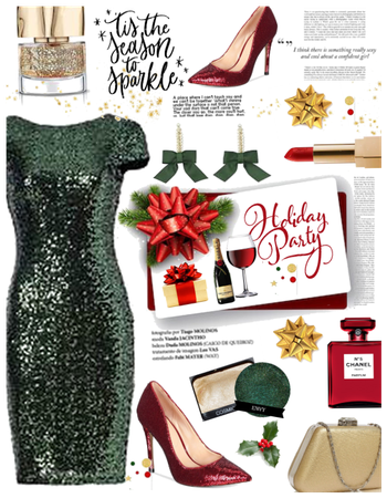 Holiday party-Shine bright