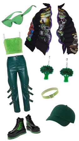 broccoli punk 🥦