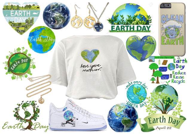 Dress for Earth Day