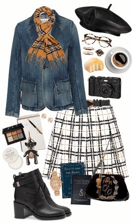 CR Closet—Good Girl, Plaid Girl