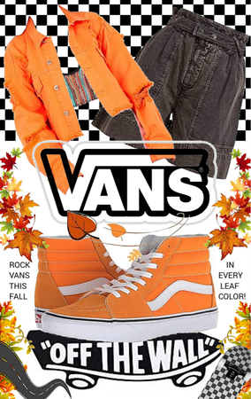 Vanz in the Fall