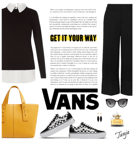 Fall with Vans