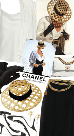 Chanel Inspired