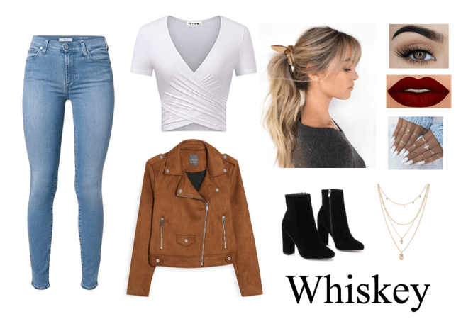 Whiskey by: Maroon 5 ft. A$AP Rocky
