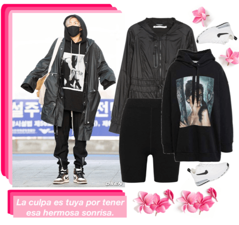 namjoon´s airport fashion inspo
