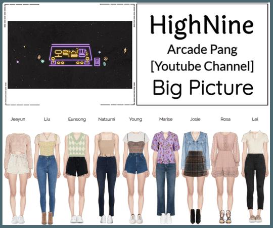HighNine (하이 나인) Arcade Pang