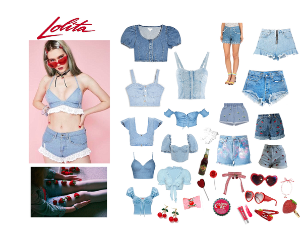 Lolita Collection Inspired Outfit #1
