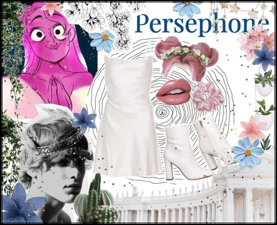 persephone; lore olympus