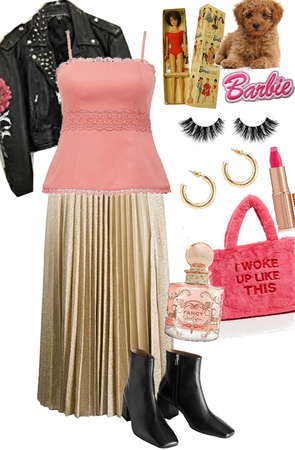if i were a barbie