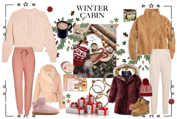 2 outfits for first days after christmas at home