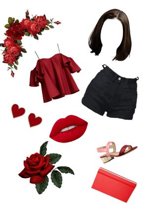 valentine of mine