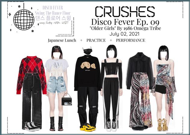 Crushes (호감) [Rose] Disco Fever Ep. 09