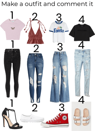 make an outfit