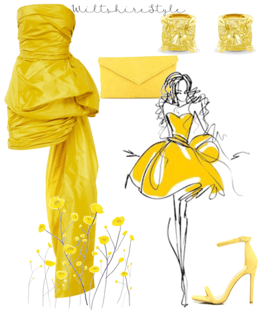ALL ABOUT YELLOW