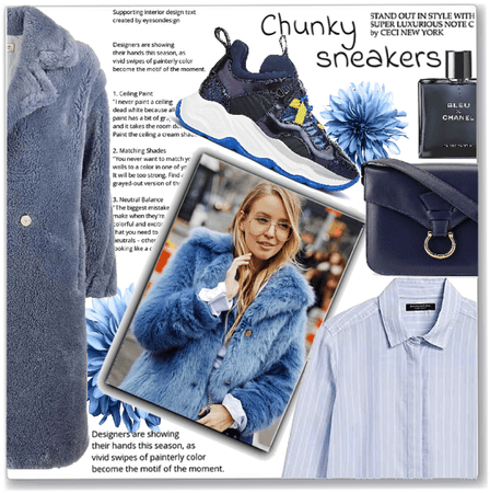 Chunky sneakers 👟