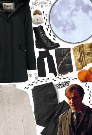 Fall: Remus Lupin