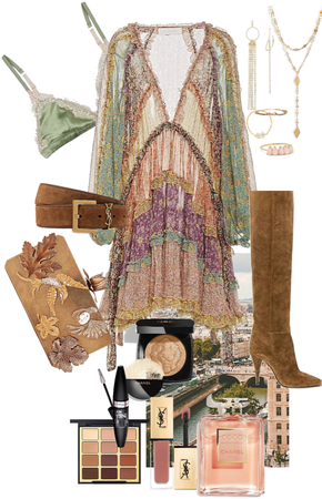 Parigi in vestito