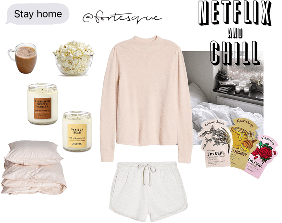 stay home outfit