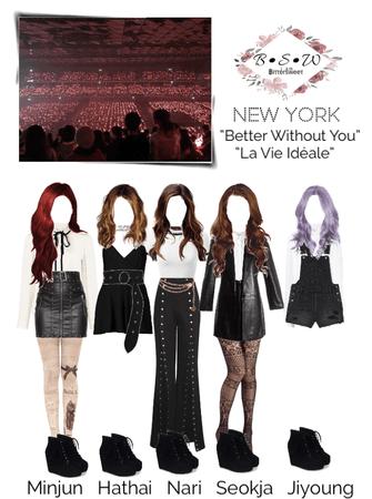 BSW World Tour: New York