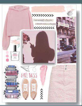 Girl Boss (pink style)
