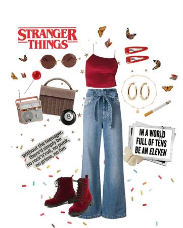 Stranger Things Contest