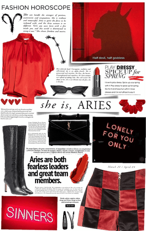 fierce aries.