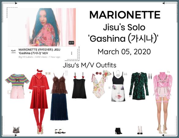 MARIONETTE (마리오네트) [JISU] 'Gashina (가시나)' M/V