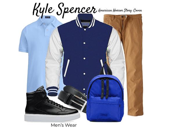Kyle Spencer - AHS Coven