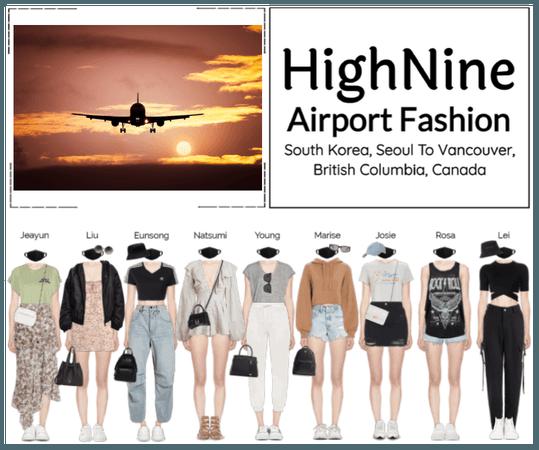 HighNine (하이 나인) Airport Fashion