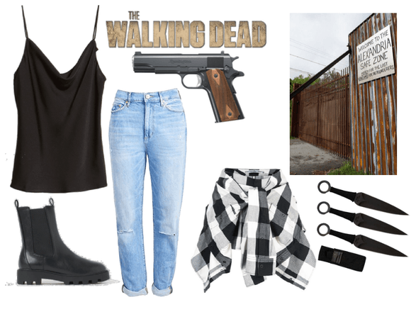 The Walking dead - Alexandria
