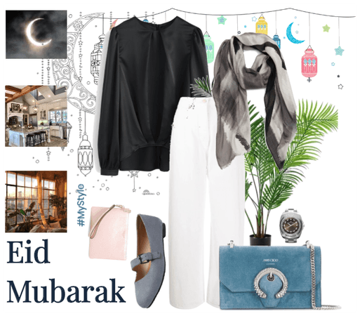 Eid Mubarak! #MyStyle