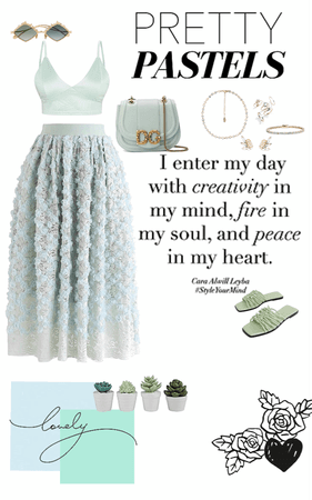 soft pastel for kind hearts