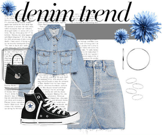 ROCK THE DENIM ~