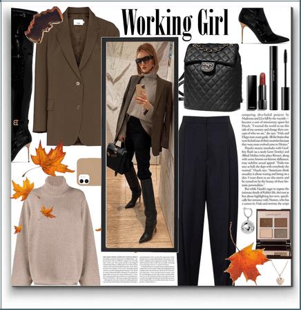 Working Girl 🔥