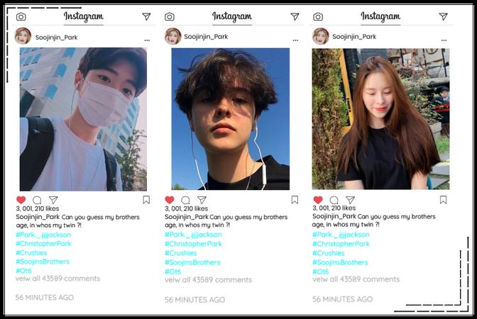 Crushes (호감) Soojin Instagram Update