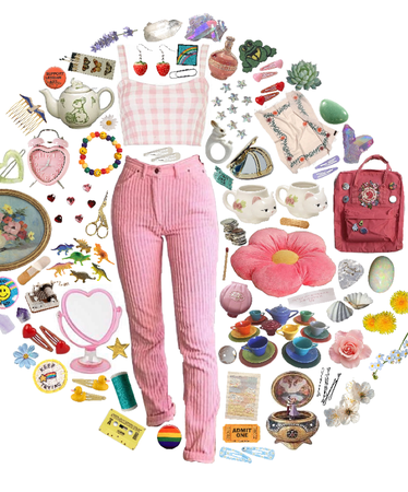 pink kitsch