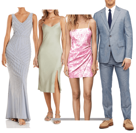 special occasion family outfits