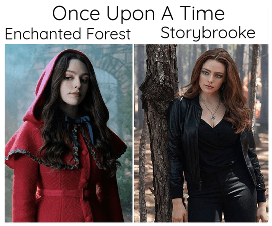 Once Upon A Time OC