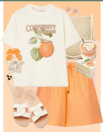 peach mood