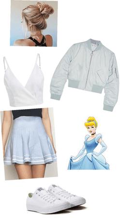 Cinderella (for Disneyland)