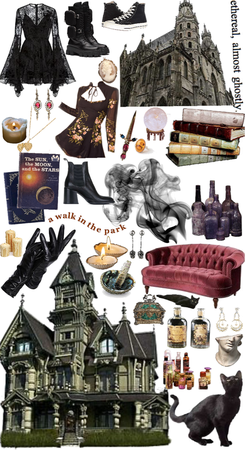 modern witchy