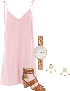 Spring Forward Outfit Two