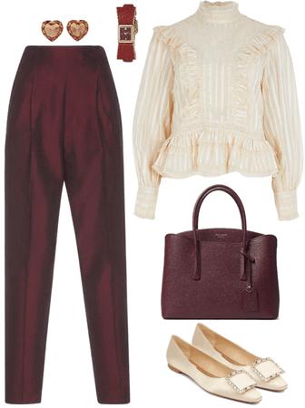 Crop Pants Outfit 02