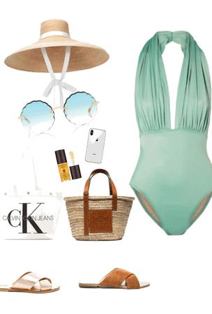 swimming 🏊♀️