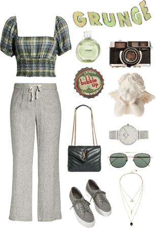 greeny grey